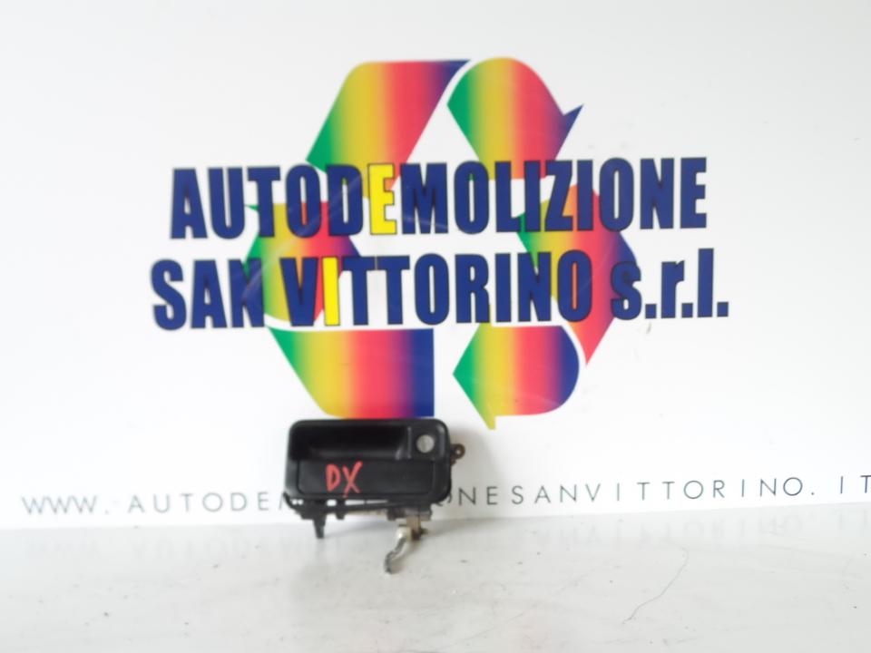 MANIGLIA PORTA ANT. DX. SUZUKI SWIFT (02/92>02/01<)