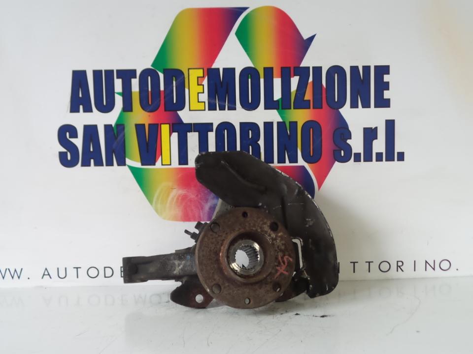 MONTANTE SOSP. ANT. SX. FIAT DOBLO CARGO (2W) (12/03>12/06
