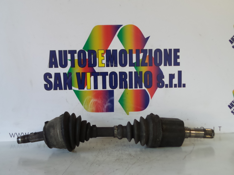 SEMIALBERO ANT. SX. ALFA ROMEO 156 (X1) (06/03>01/06<)