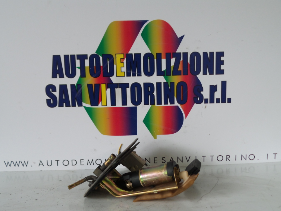 POMPA CARBURANTE C/TRASDUTTORE (GALLEGGIANTE) SUZUKI SWIFT (02/92>02/01<)