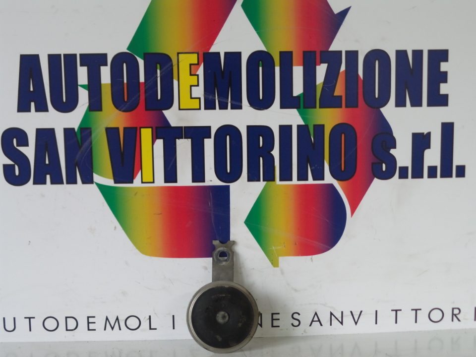 AVVISATORE ACUSTICO TONO BASSO DX. MITSUBISHI L200 (02/06>)