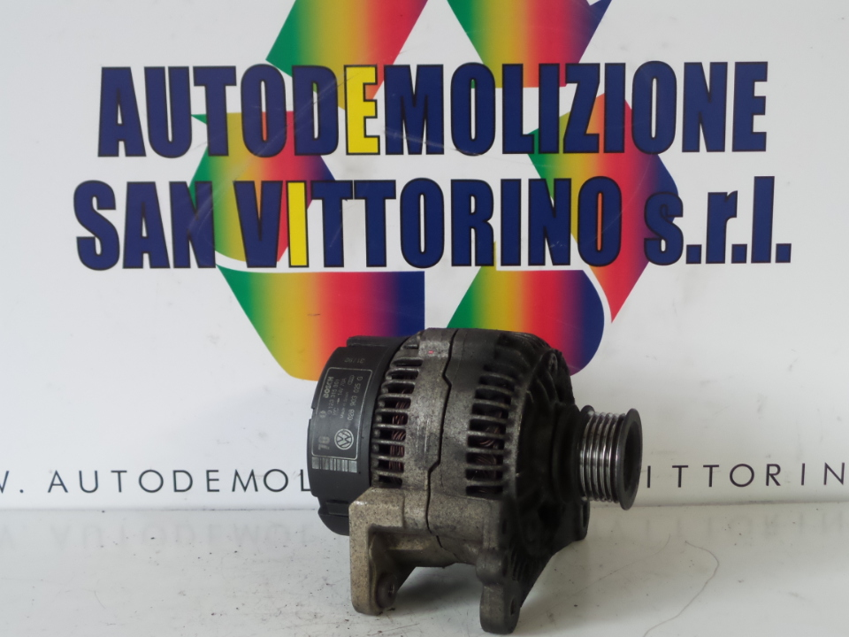 ALTERNATORE ROTAZ. VOLKSWAGEN GOLF (1H) (11/91>12/98<)