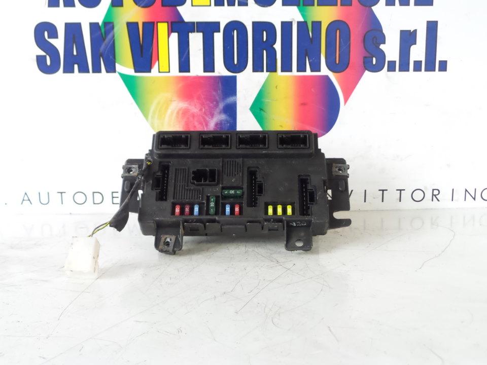 CENTRALINA FIAT PANDA (2Q) (09/03>09/09<)