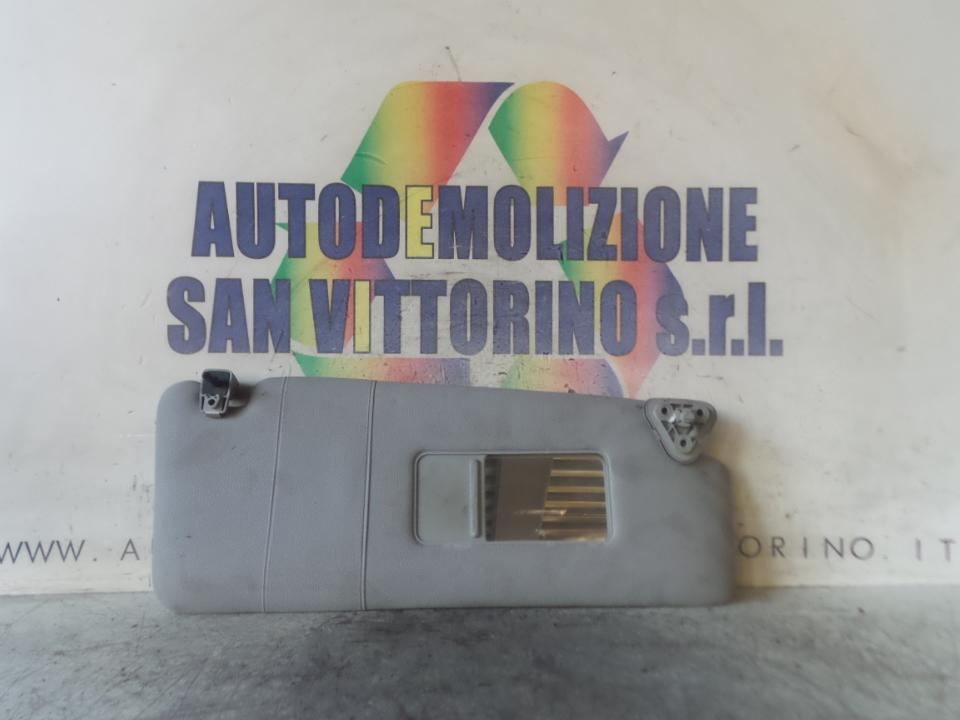 ALETTA PARASOLE PARABREZZA >03/05 GRIGIO DX. BMW X3 (E83) (09/03>09/06