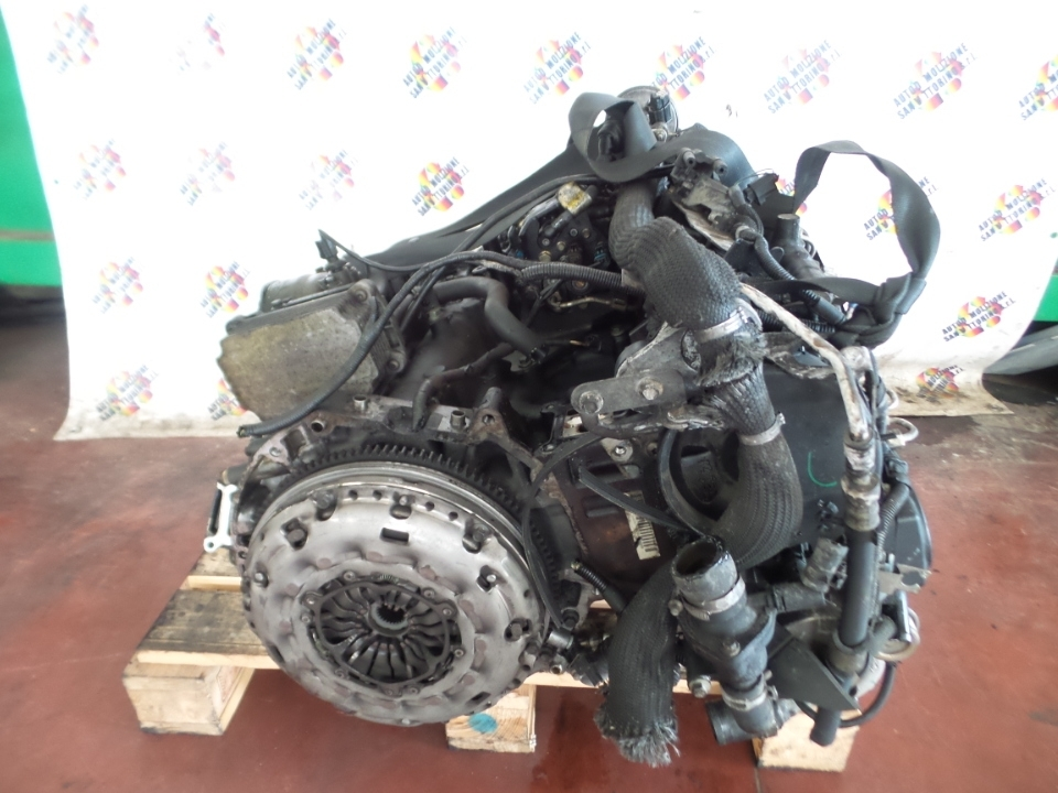 MOTORE SEMICOMPL. FORD MONDEO (GE) (01/01>09/03