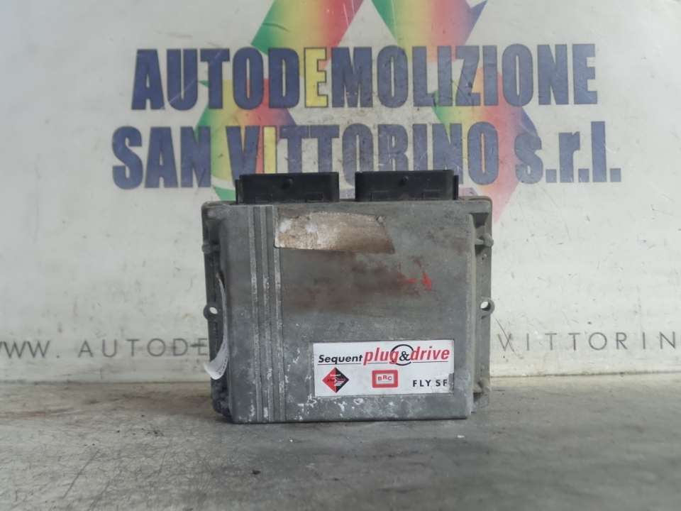 CENTRALINA INIEZIONE IMPIANTO GAS FORD FIESTA (CB1) (09/08>)
