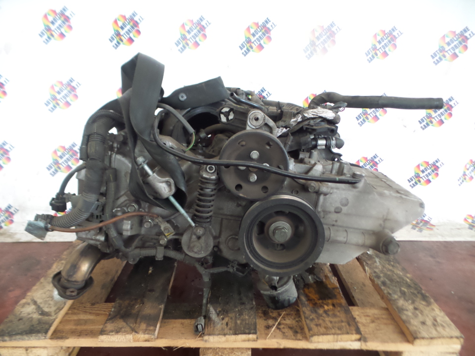 MOTORE COMPL. SMART FORTWO (A/C451) (01/07>12/11