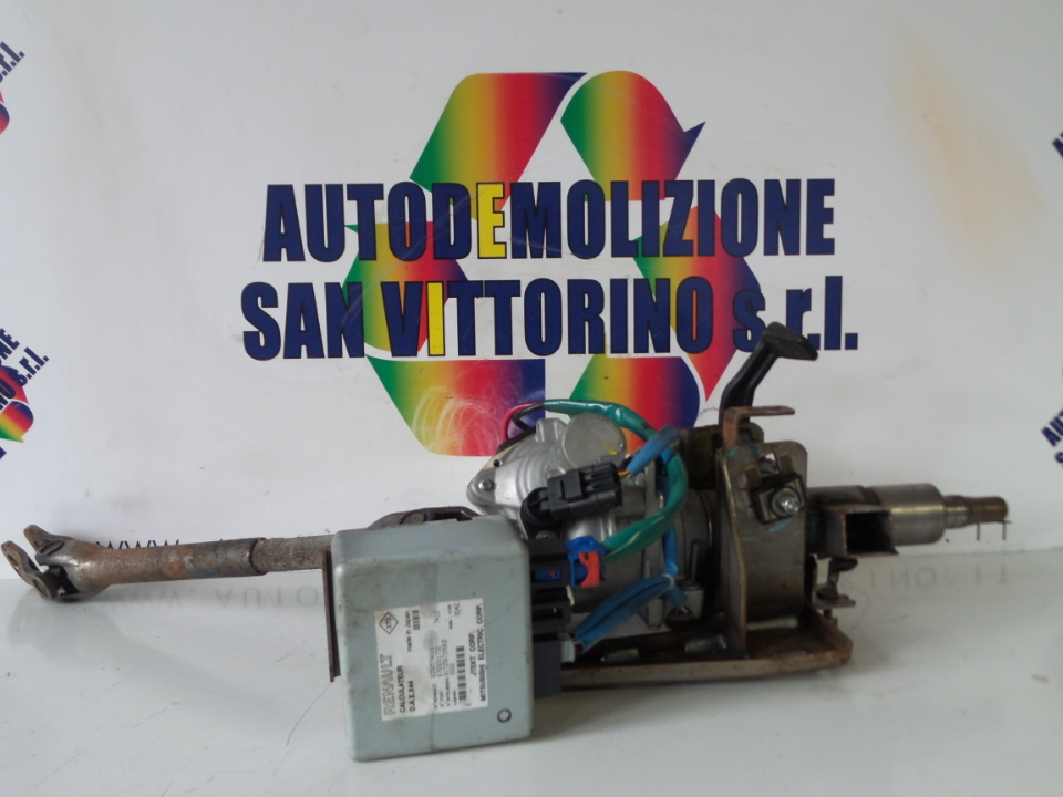 ALBERO STERZO COMPL. SERVO.ZO. RENAULT TWINGO 2A SERIE (06/07>)