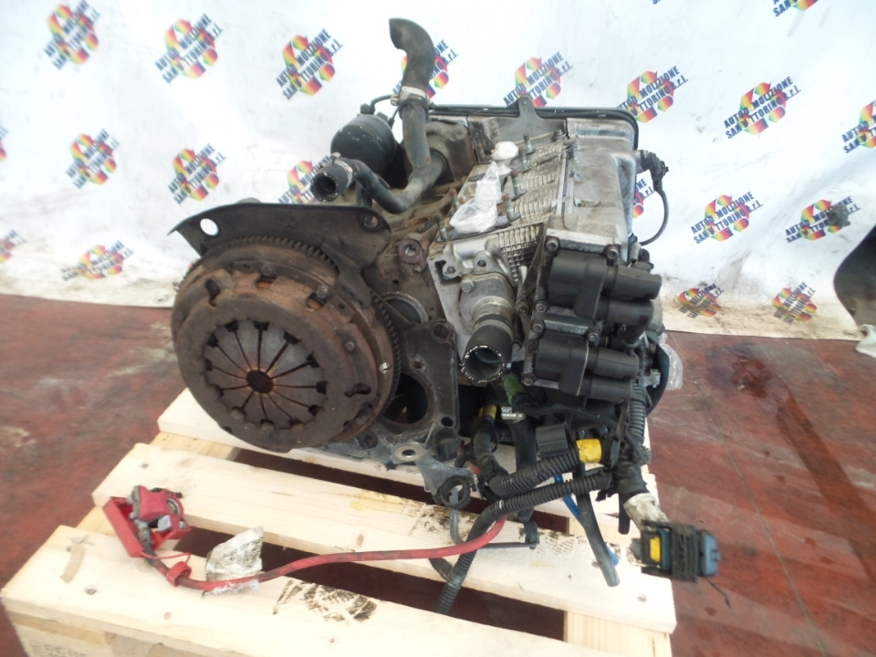 MOTORE SEMICOMPL. FIAT PANDA (2Q) (09/03>12/10