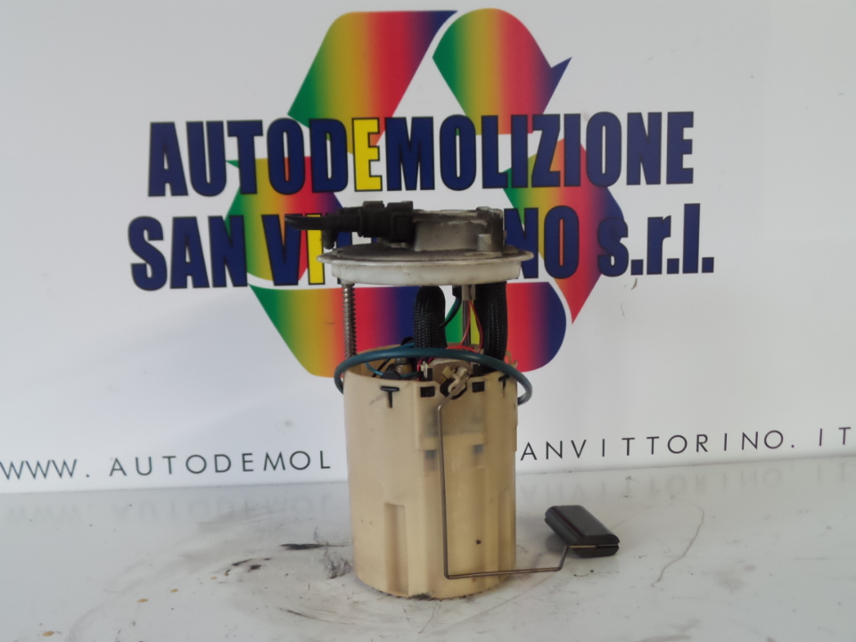 POMPA CARBURANTE C/TRASDUTTORE (GALLEGGIANTE) FIAT STILO (2C) (09/01>11/03<)