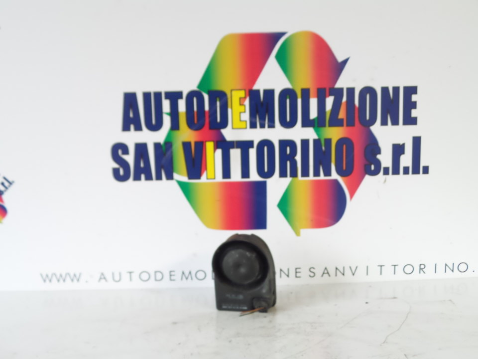 AVVISATORE ACUSTICO TONO ALTO AUDI A6 (4F) (03/04>06/09<)