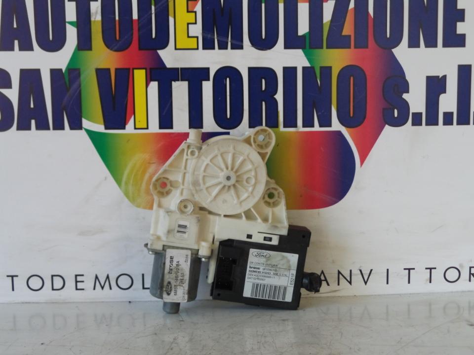 MOTORINO ALZACRISTALLO PORTA POST. SX. FORD FOCUS (CAP) (11/04>06/08<)