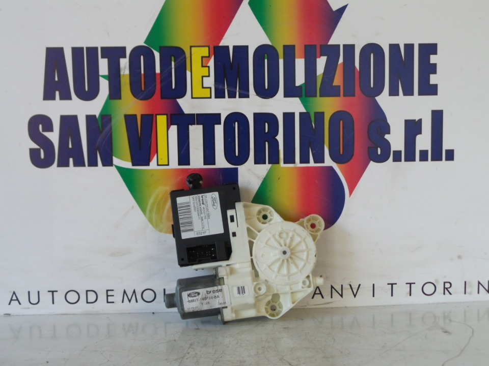 MOTORINO ALZACRISTALLO PORTA POST. DX. FORD FOCUS (CAP) (11/04>06/08<)