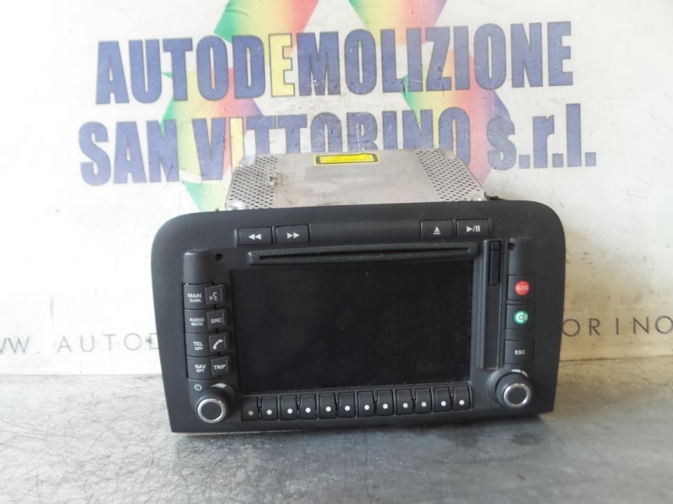 AUTORADIO C/CD SINGOLO FIAT CROMA (2T) (04/05>10/07