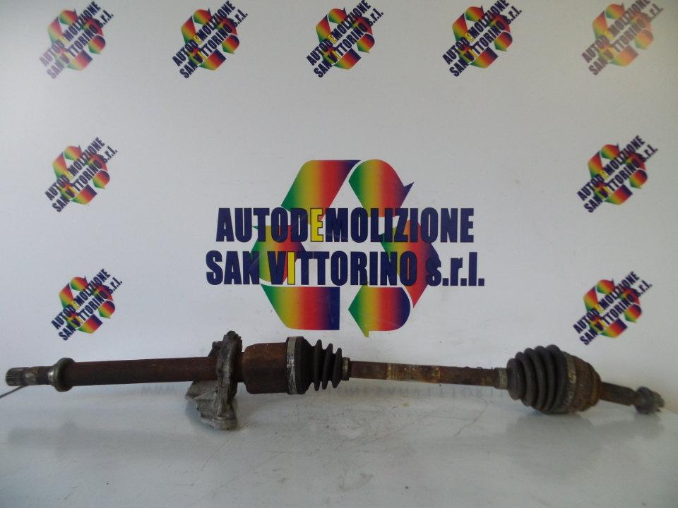 SEMIALBERO ANT. COMPL. DX. DACIA SANDERO (07/08>)